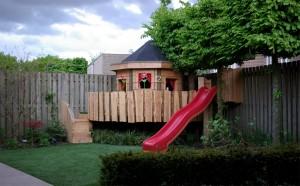 Kindvriendelijke tuin gevonden op http://hetrullen.nl/