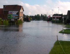 Wateroverlast 31 mei 2016