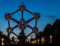Op reis: Atomium Brussel