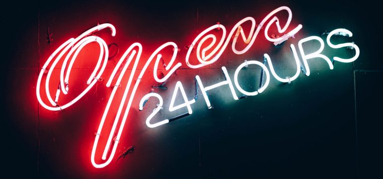 20 BEFORE 40: Eigen webshop
