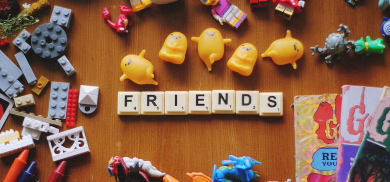 Vriendenboekje